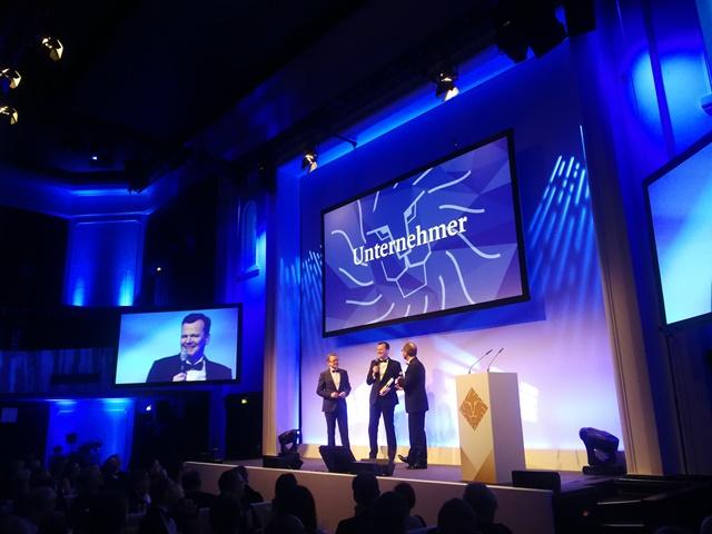 Ceremonia wręczenia nagród