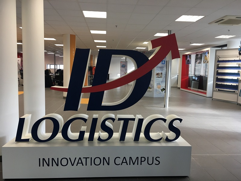Logistyczne laboratorium we Francji