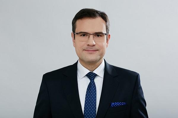 Piotr Sarnecki - dyrektor generalny PZPO