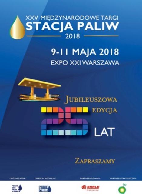 STACJA PALIW 2018