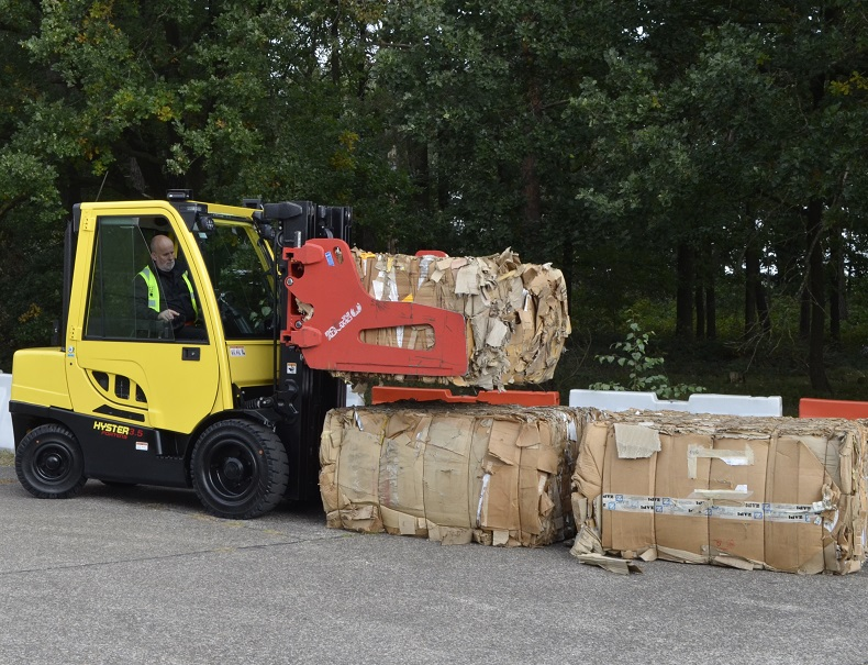 20180419_NEW COOL TRUCK RECYCLING PACKAGE FOR 2-3 TONNE HYSTER LIFT TRUCKS