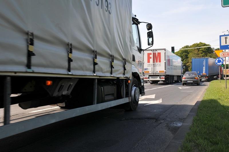 Bezpieczeństwo przewożonych towarów
