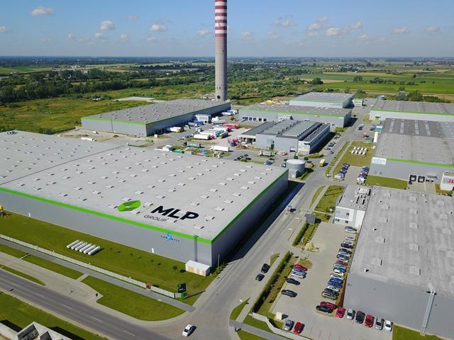 Budowa obiektu BTS w MLP Pruszków II