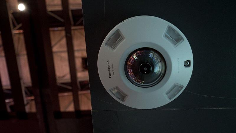 Kamery dozorowe 360 stopni w nowej rozdzielczości