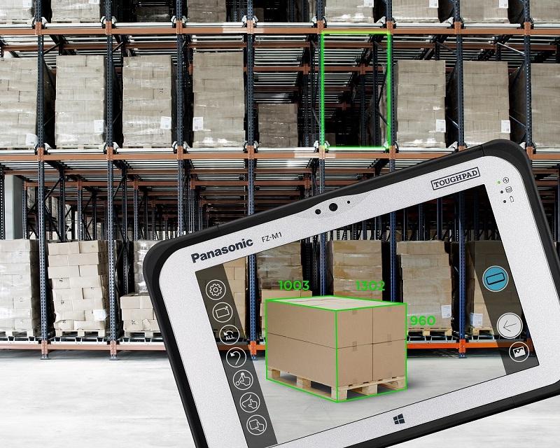 Tablet wbudowaną kamerą Intel RealSense 3D