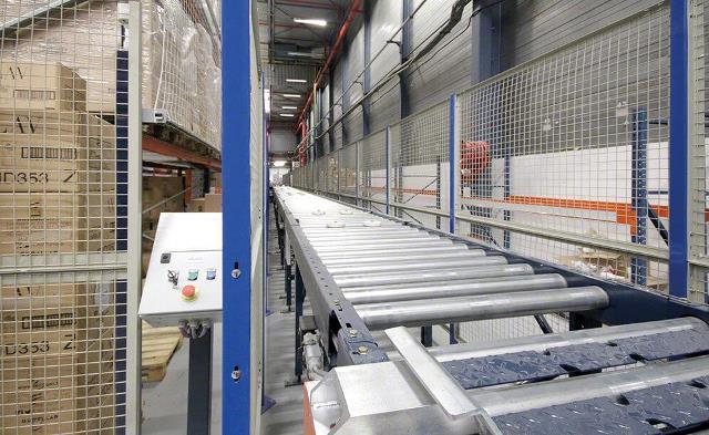 Centrum logistyczne producentów branży wędliniarskiej