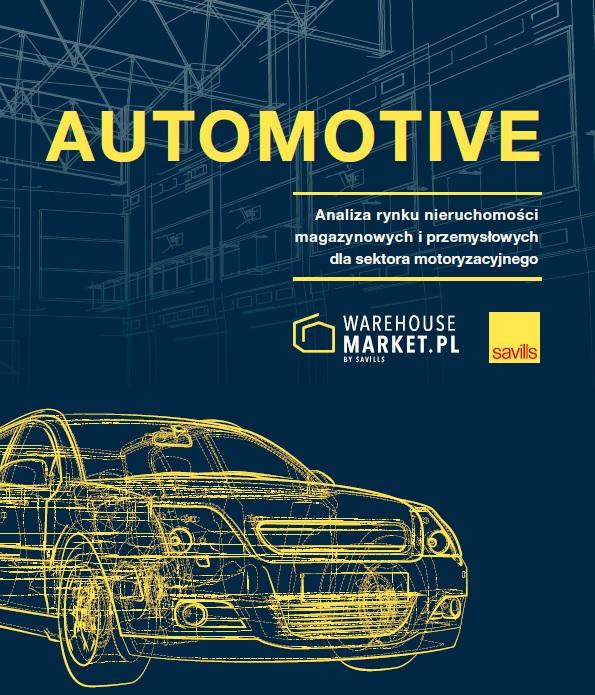Logistyczne inwestycje w branży motoryzacyjnej