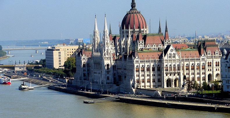 Budapeszt_Parlament