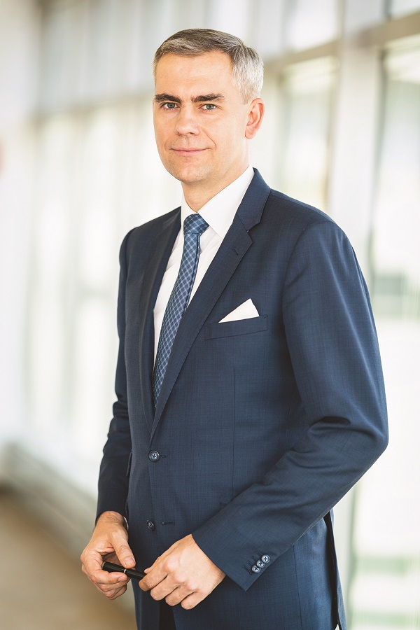 Nowy Managing Director w P3 w Polsce