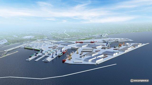 Koncepcja Portu Centralnego