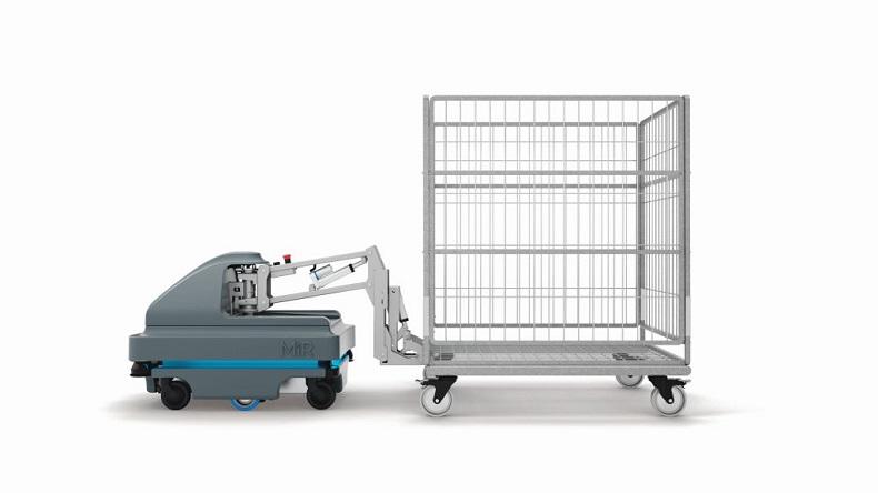 Nowy dystrybutor  robotów mobilnych MiR