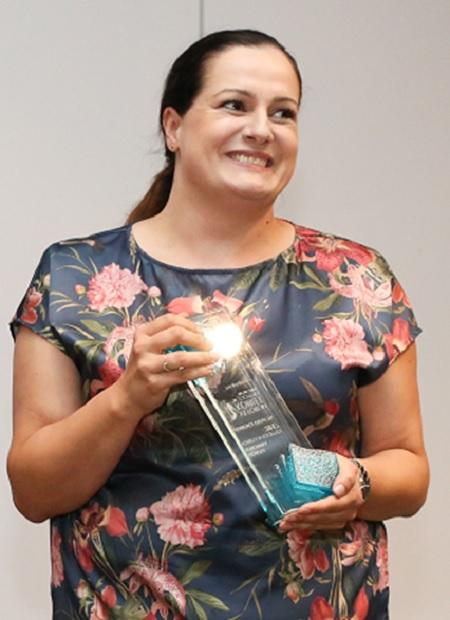 Dorota Borowska, kierownik realizacji dostaw w Grupie Rafako
