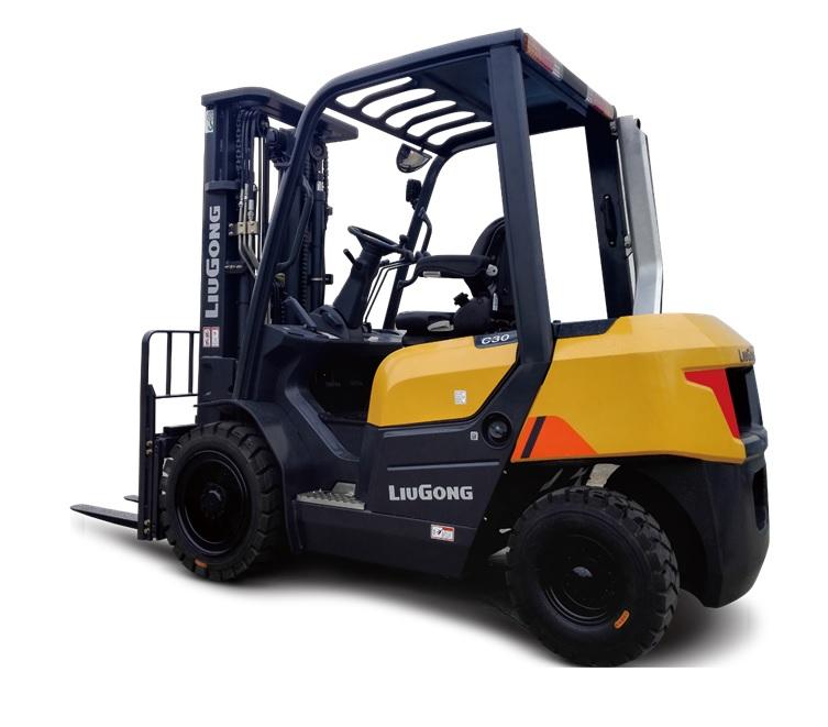 Oficjalny i wyłączny importer wózków  LiuGong