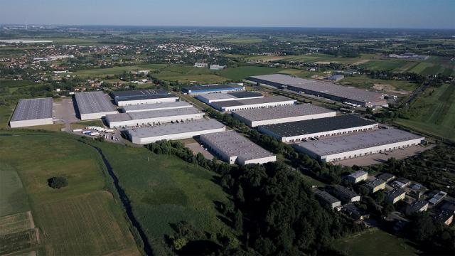 XBS Logistics zostaje w P3 Błonie