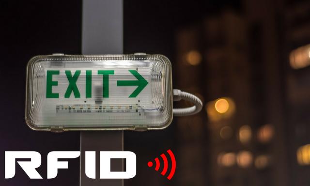 RFID wspiera systemy ewakuacji