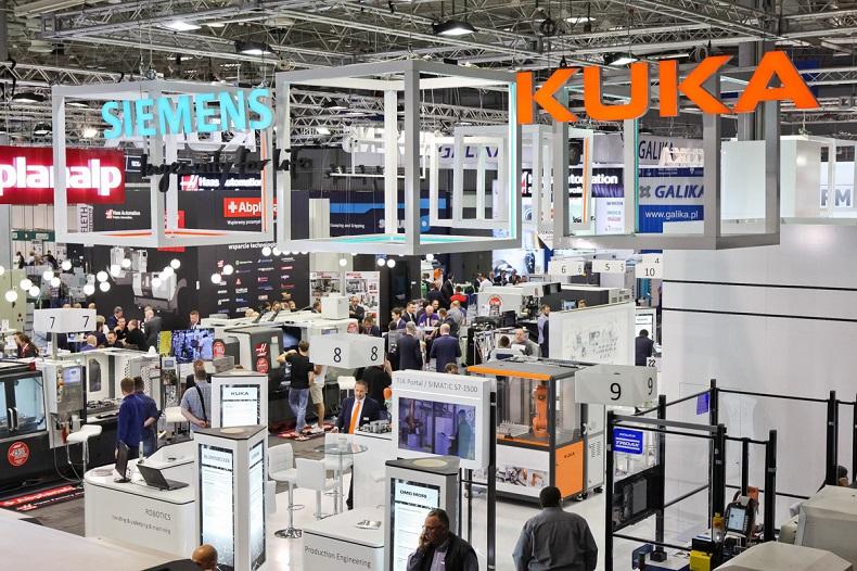 Technologiczna przyszłość na targach w Poznaniu