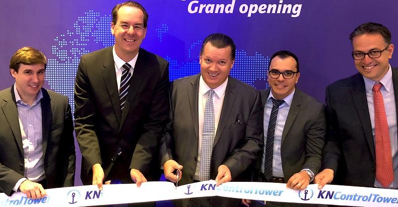 Kuehne + Nagel otwiera LCC w Bogocie