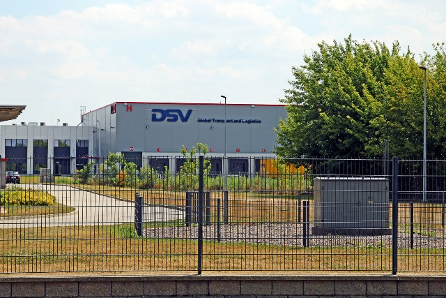 Nowa siedziba główna DSV Road