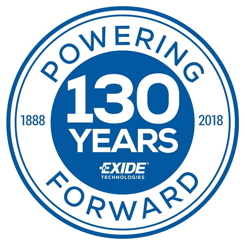 Exide świętuje 130 lat