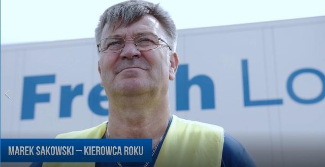 Kierowca Roku - Fresh Logistics Polska