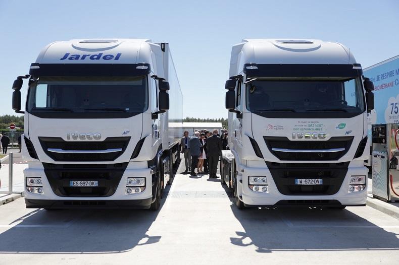 Zrównoważony transport oparty na gazie ziemnym i biometanie