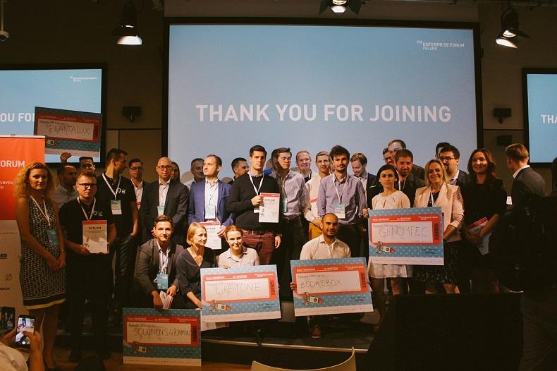 Uczestnicy programu Laureaci 4 Edycji programu MIT Enterprise Forum Poland
