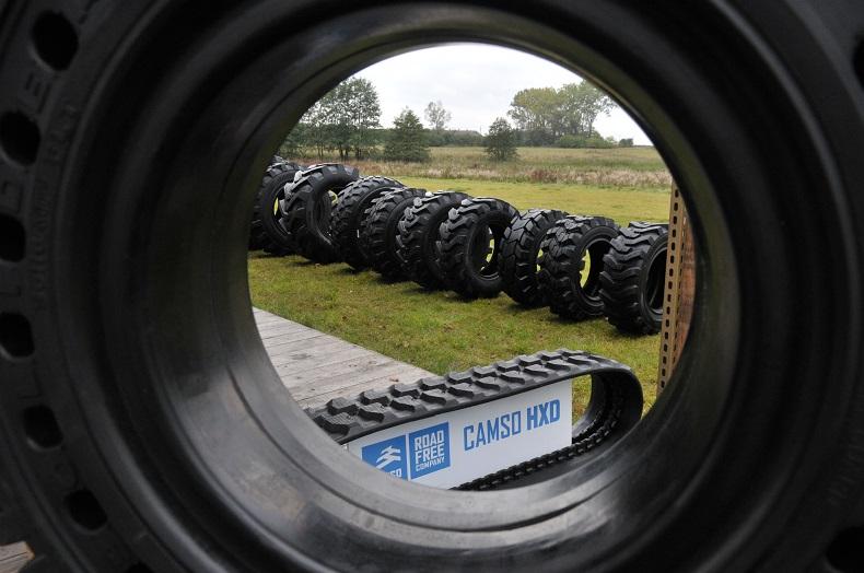 Michelin przejmuje Camso