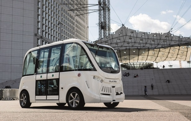Wsparcie autonomicznej mobilności