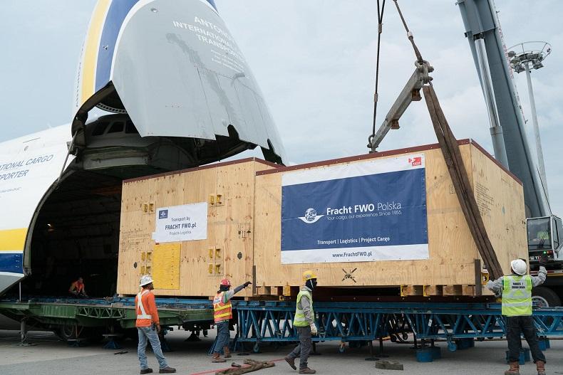Wzmocnienie logistycznej sieć w Afryce