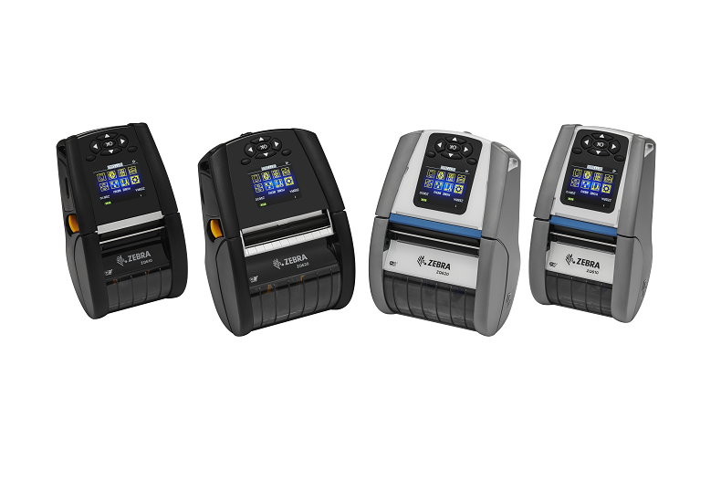Nowe modele drukarek ZQ600-