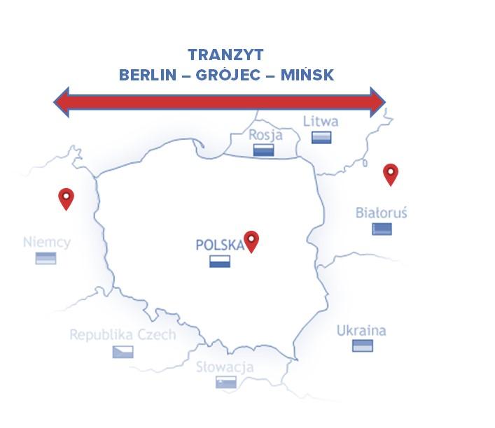 Tranzytowy serwis celny