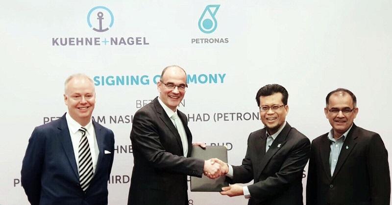 Partner logistyczny petrochemicznego giganta