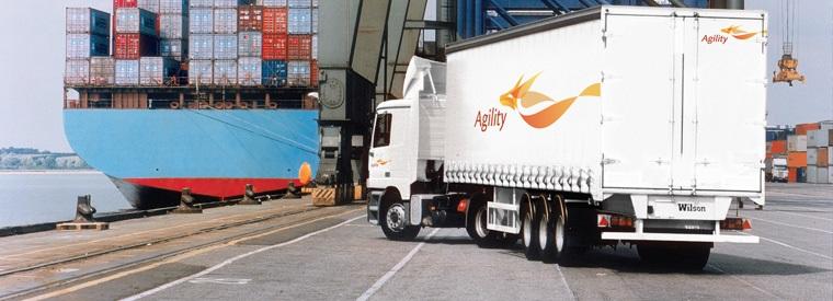 Hub logistyczny w strefie Kanału Sueskiego