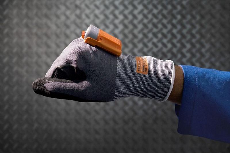 Inteligentna rękawica do skanowania