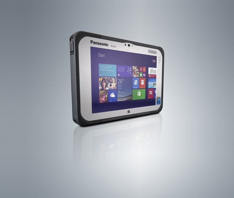 Najnowsza wersja tabletu Toughpad FZ-M1