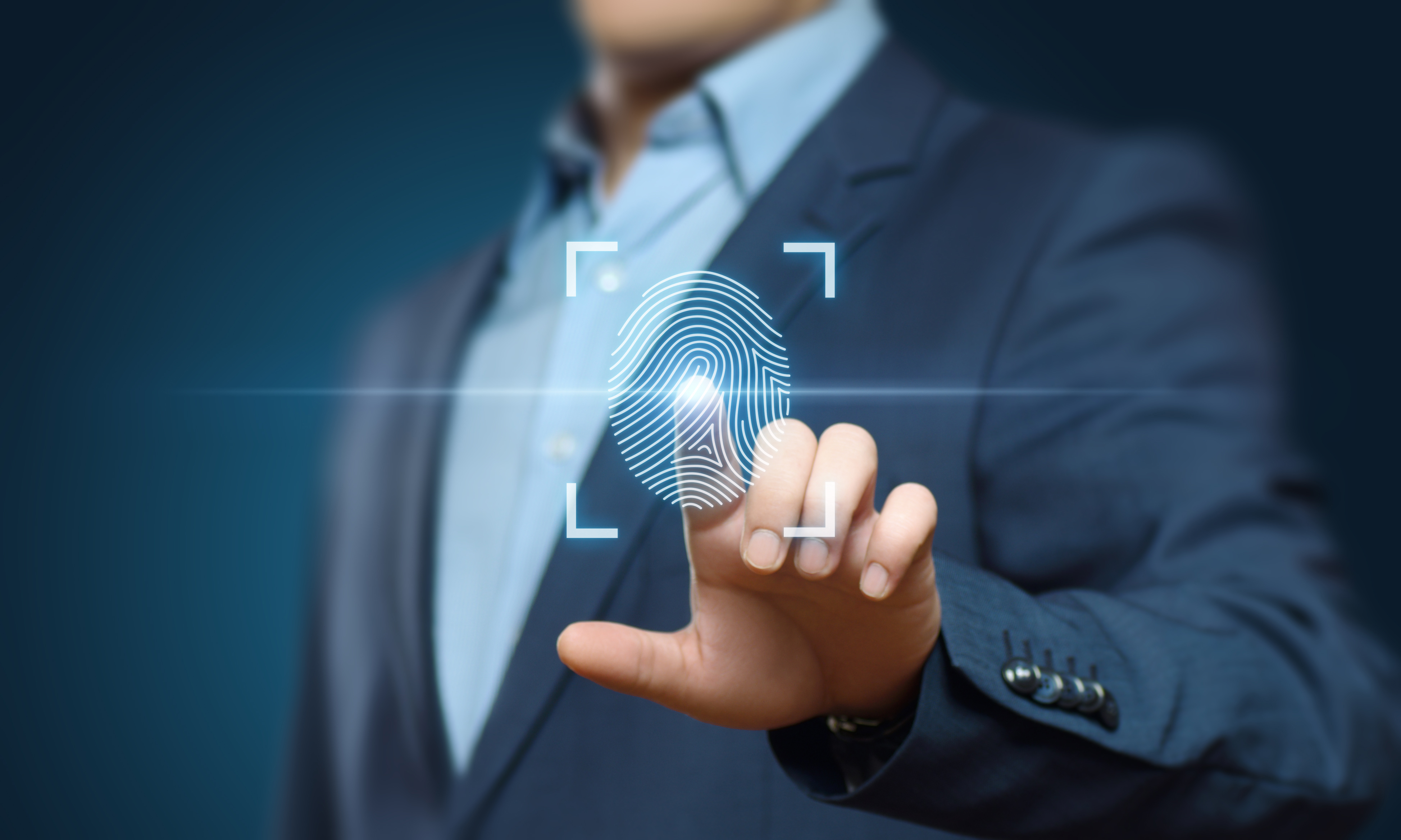 Biometria a bezpieczeństwo ładunków