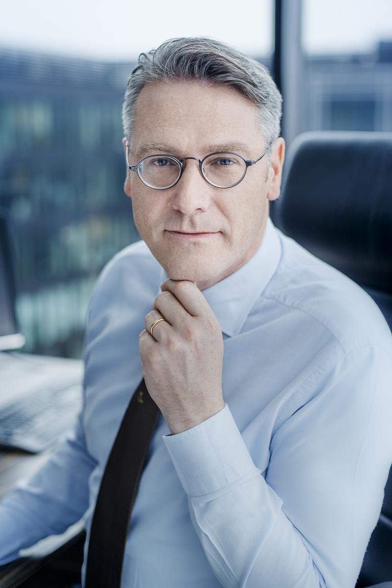 Frank Muller, Wiceprezes Zarządu AsstrA-Associated Traffic AG.