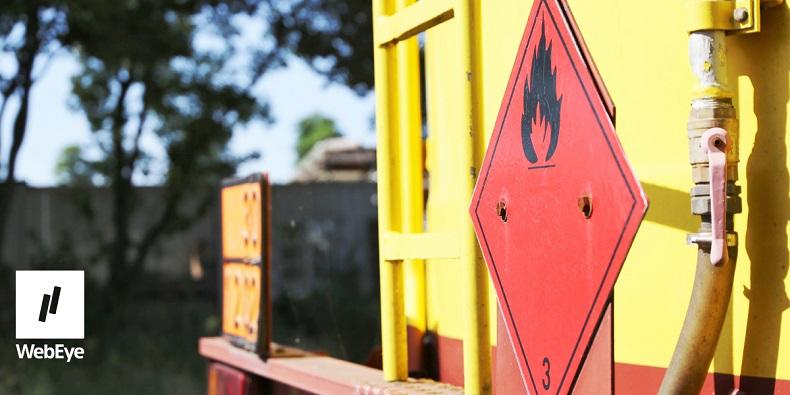 Organizacja transportu towarów niebezpiecznych