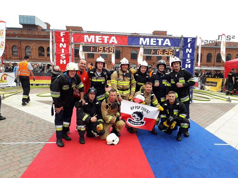 Deweloper sponsoruje strażackie zawody