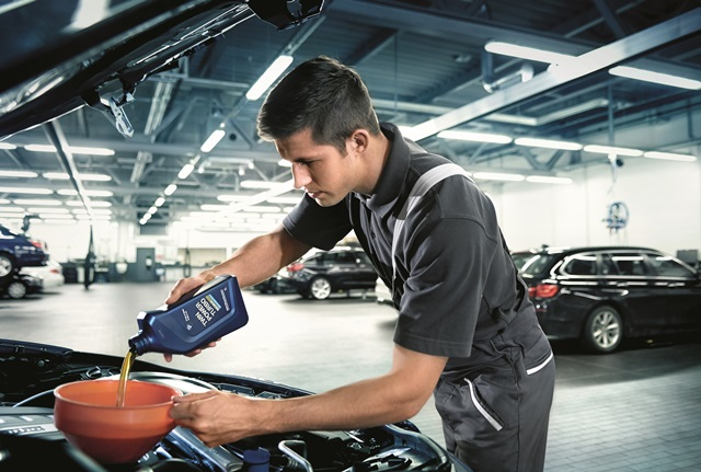 Shell rekomendowanym dostawcą olejów dla BMW