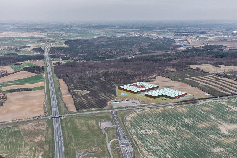 Rusza budowa parku logistycznego w Tczewie