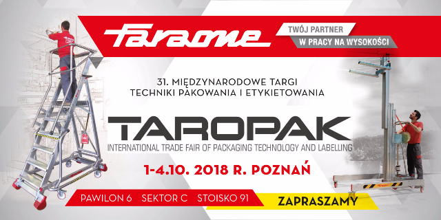 Akala Faraone na Targach Taropak w Poznaniu