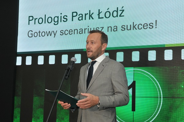 Paweł Sapek_ senior vice president, country manager Prologis w Polsce