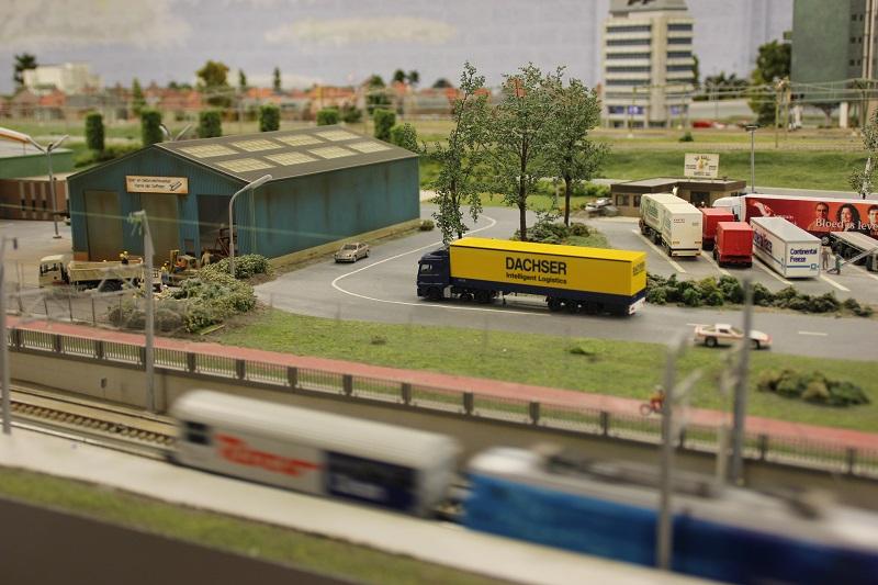 Centrum logistyczne w miniaturze