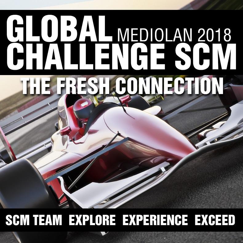 Mistrzowie w Global Challenge SCM