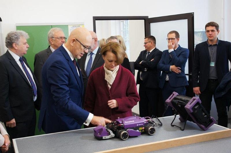 Nowe laboratorium UDT w Warszawie