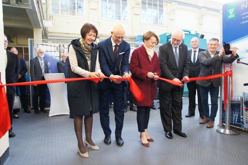 Od lewej Lucyna Olborska _Andrzej Ziółkowski_Jadwiga Emilewicz _prof Jan Szmidt