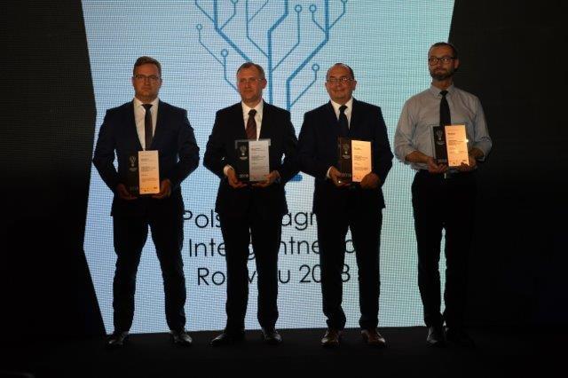 Prestiżowe nagrody za inteligentny rozwój