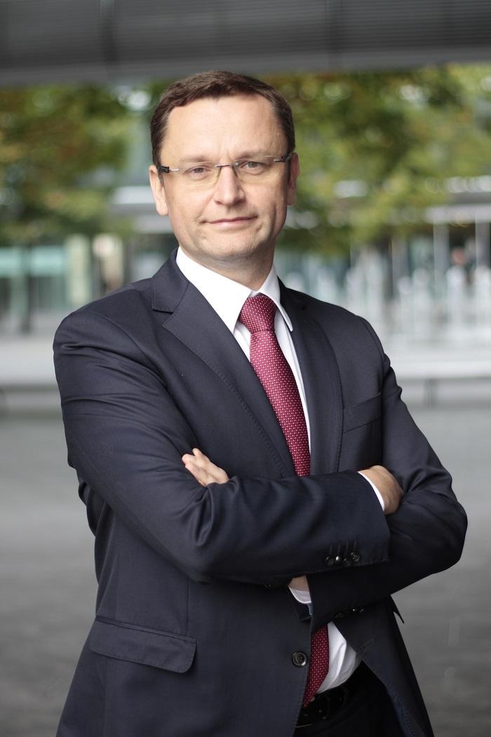 Chmielewski Maciej_senior partner i dyrektor Działu Powierzchni Logistycznych i Przemysłowych w Colliers International