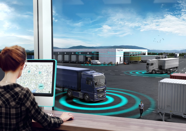 Cyfrowe usługi logistyczne
